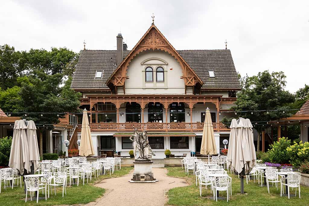 Meierei im Bürgerpark in Bremen
