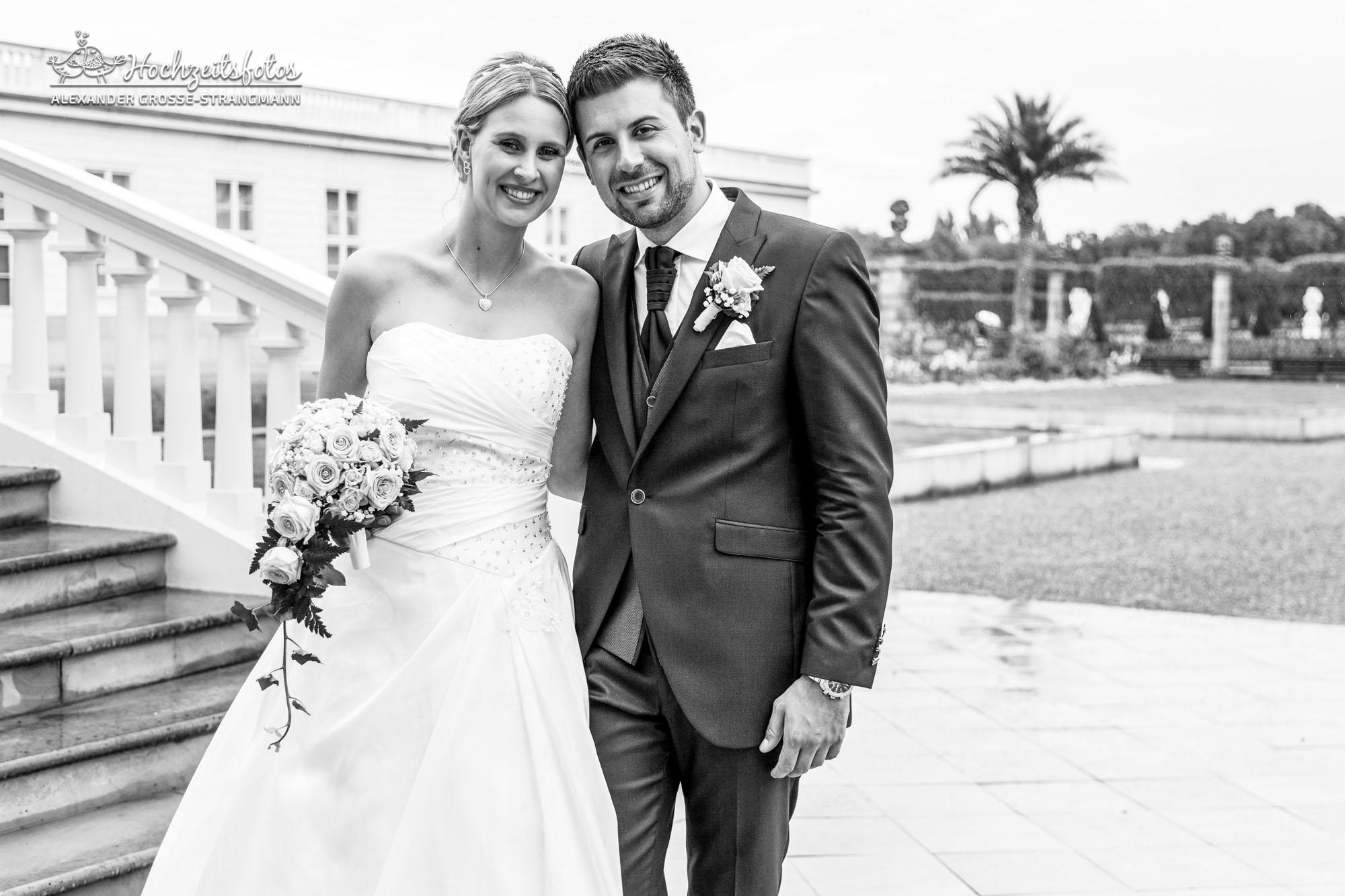 Hochzeitsreportage Hannover Hochzeitsfotograf Herrenhaueser Gaerten Grosser Garten 17