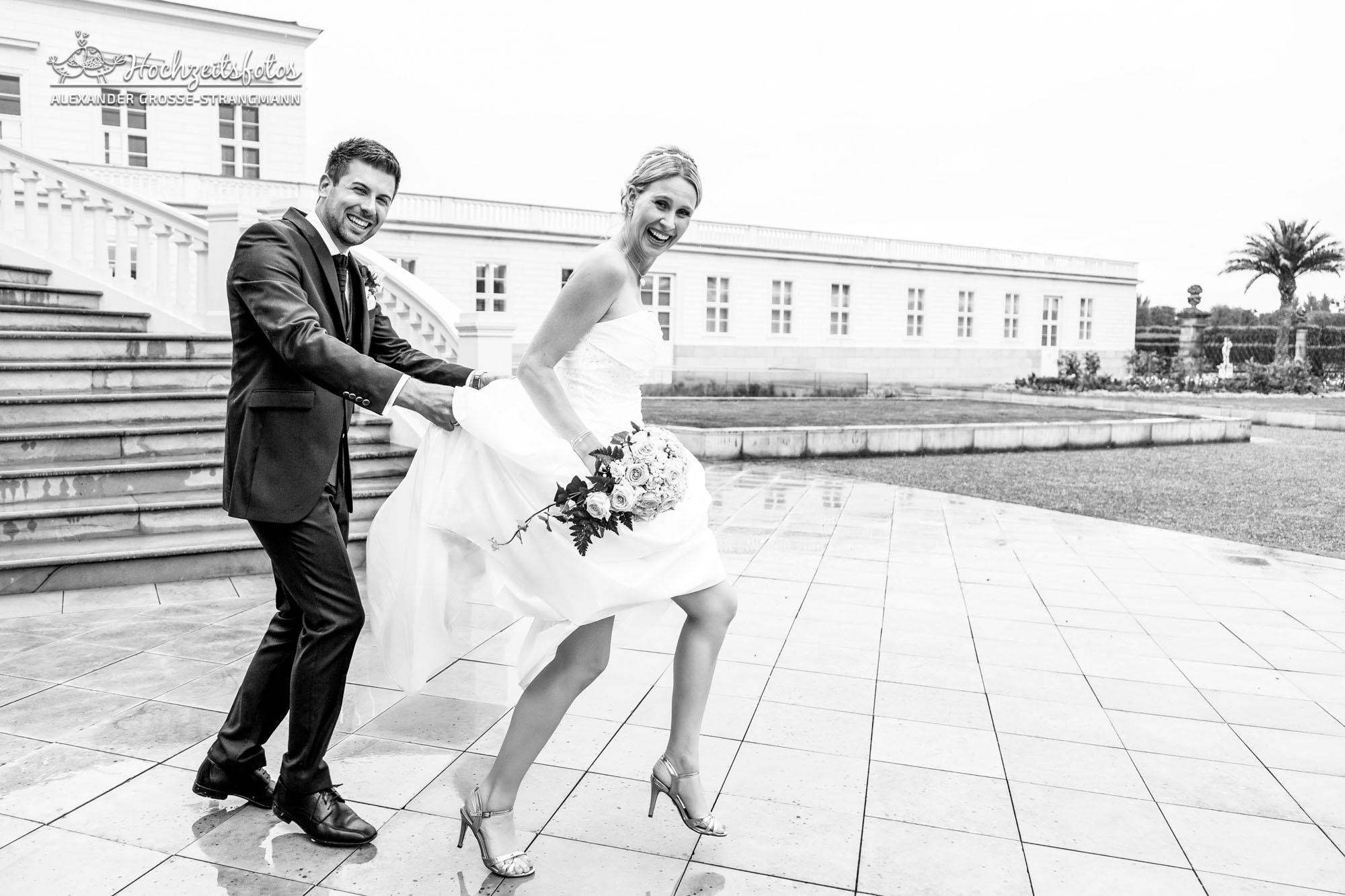 Hochzeitsreportage Hannover Hochzeitsfotograf Herrenhaueser Gaerten Grosser Garten 19