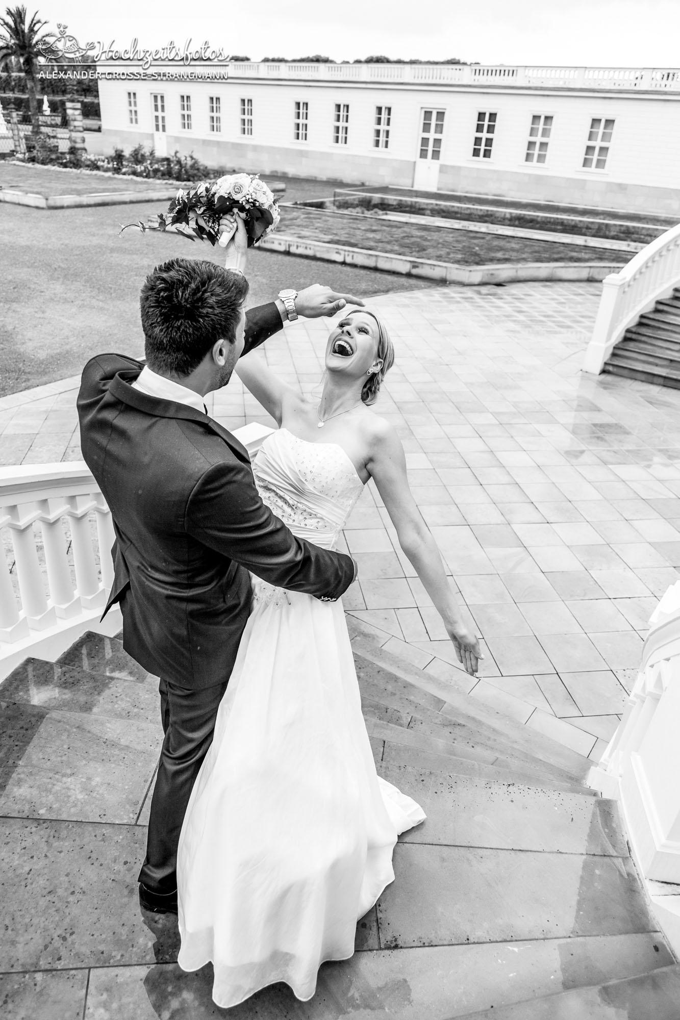 Hochzeitsreportage Hannover Hochzeitsfotograf Herrenhaueser Gaerten Grosser Garten 27