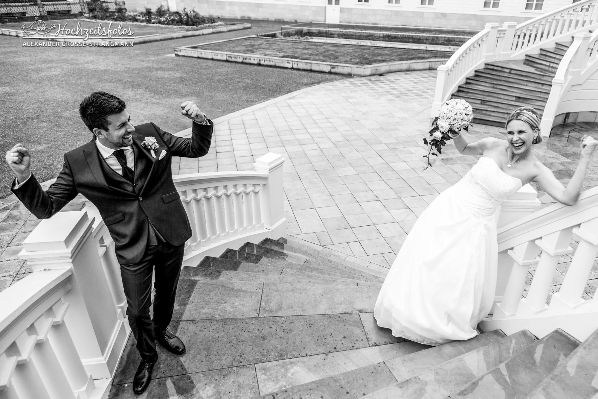 Hochzeitsreportage Hannover Hochzeitsfotograf Herrenhaueser Gaerten Grosser Garten 29