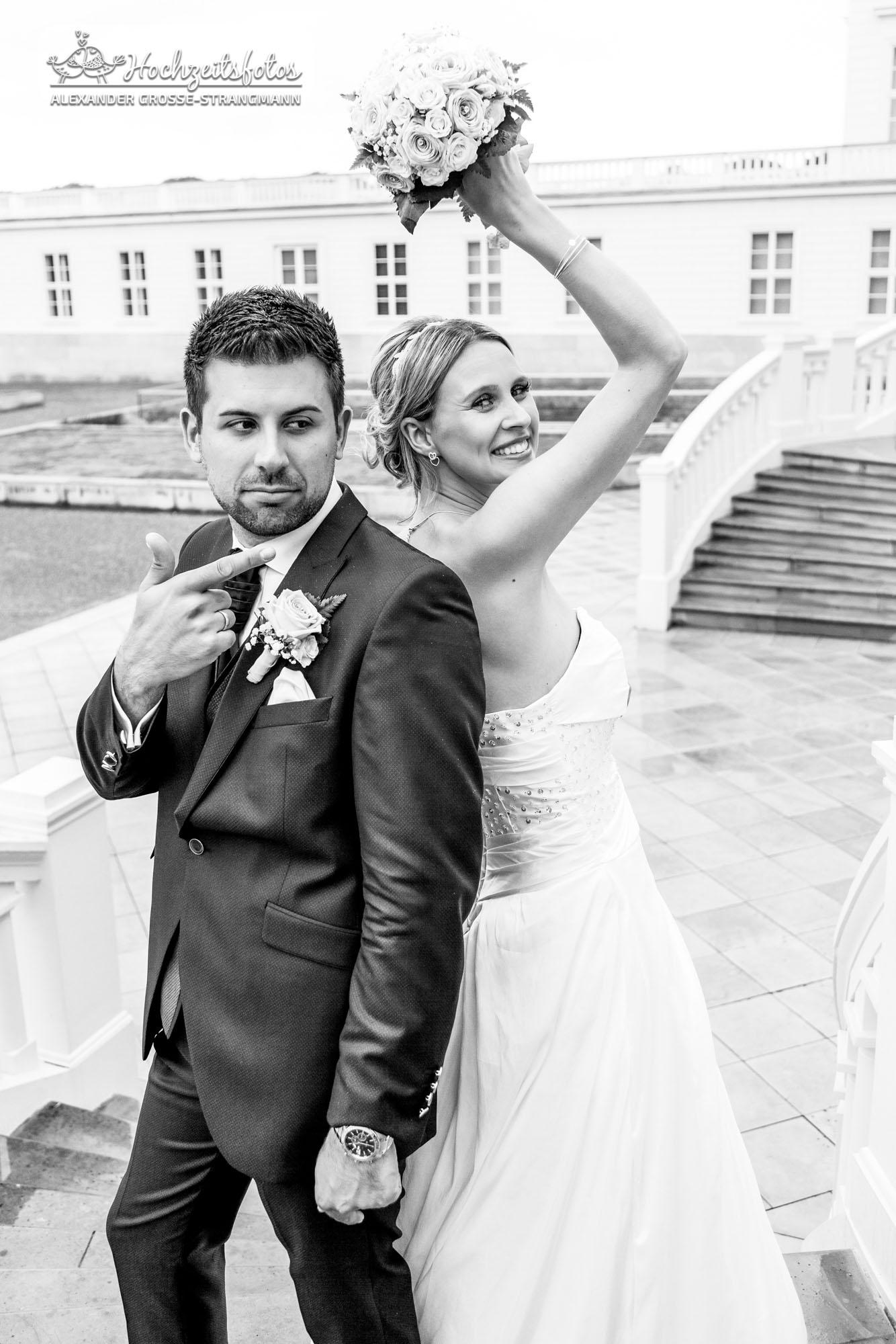 Hochzeitsreportage Hannover Hochzeitsfotograf Herrenhaueser Gaerten Grosser Garten 31