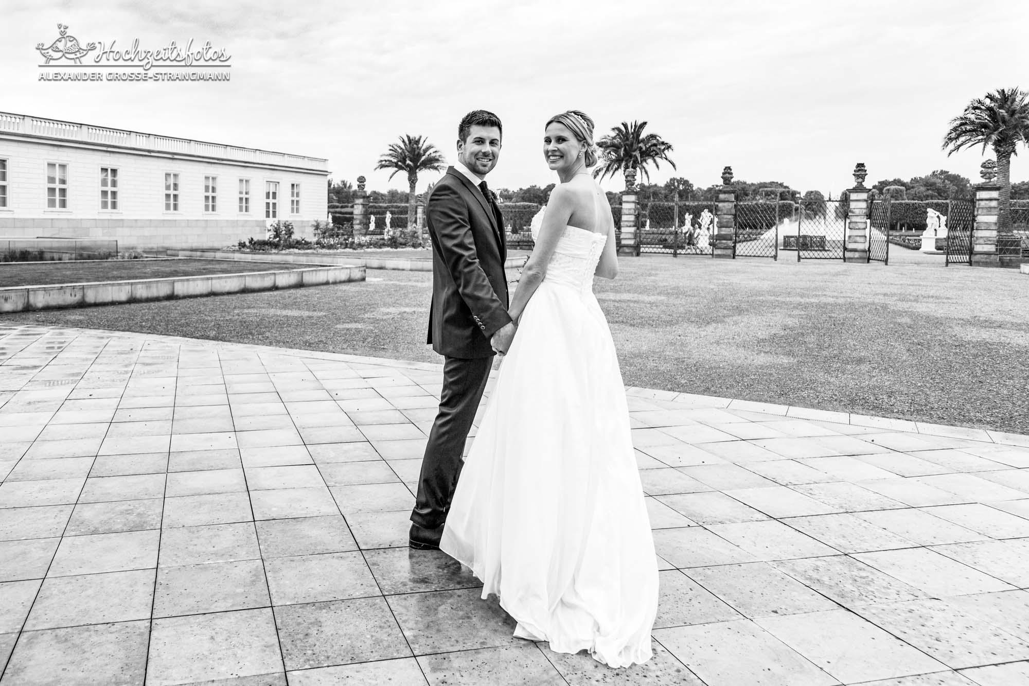 Hochzeitsreportage Hannover Hochzeitsfotograf Herrenhaueser Gaerten Grosser Garten 35
