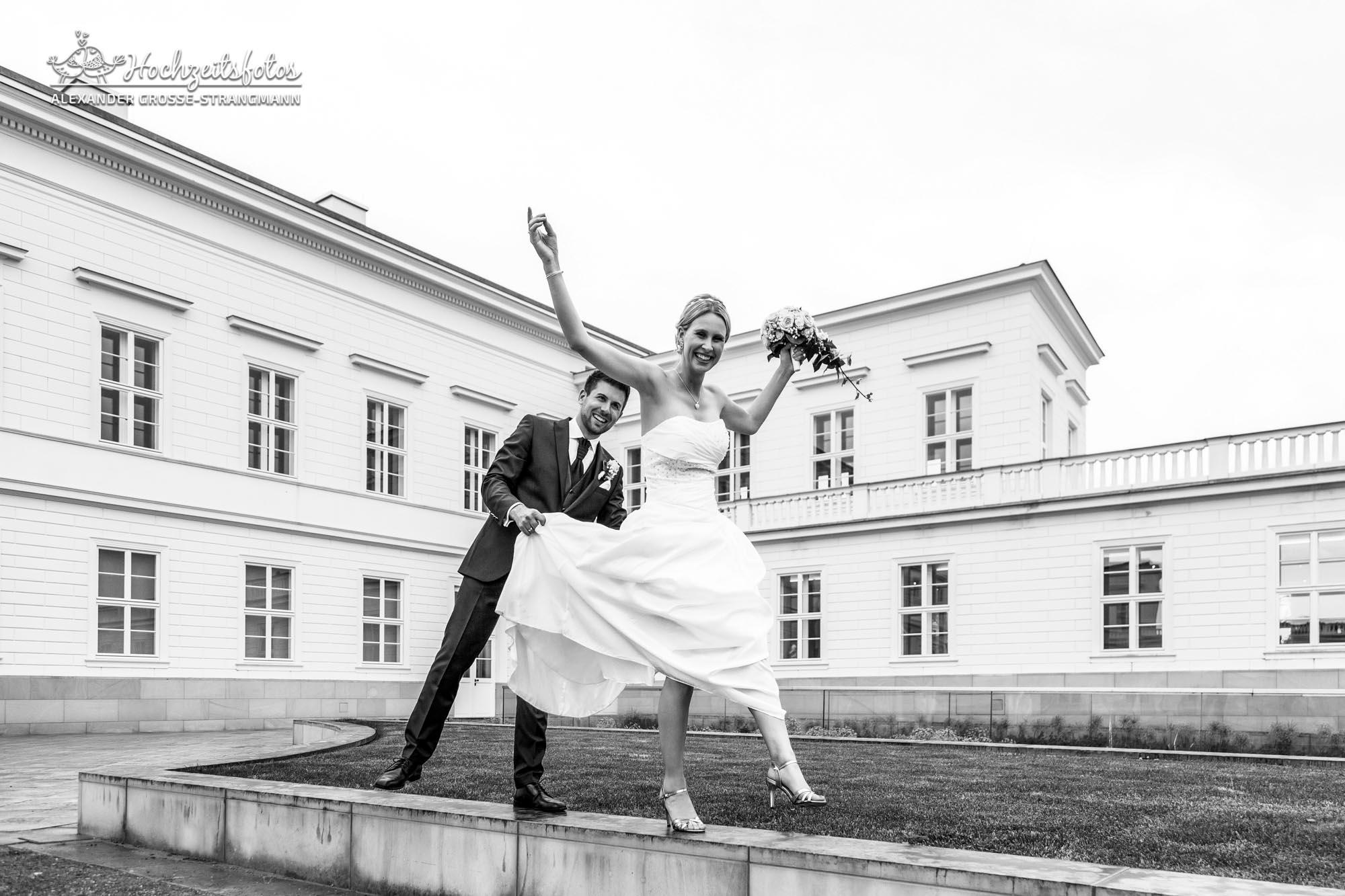 Hochzeitsreportage Hannover Hochzeitsfotograf Herrenhaueser Gaerten Grosser Garten 37