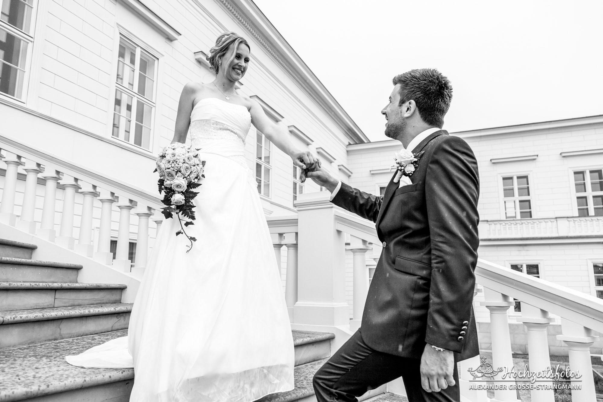 Hochzeitsreportage Hannover Hochzeitsfotograf Herrenhaueser Gaerten Grosser Garten 10