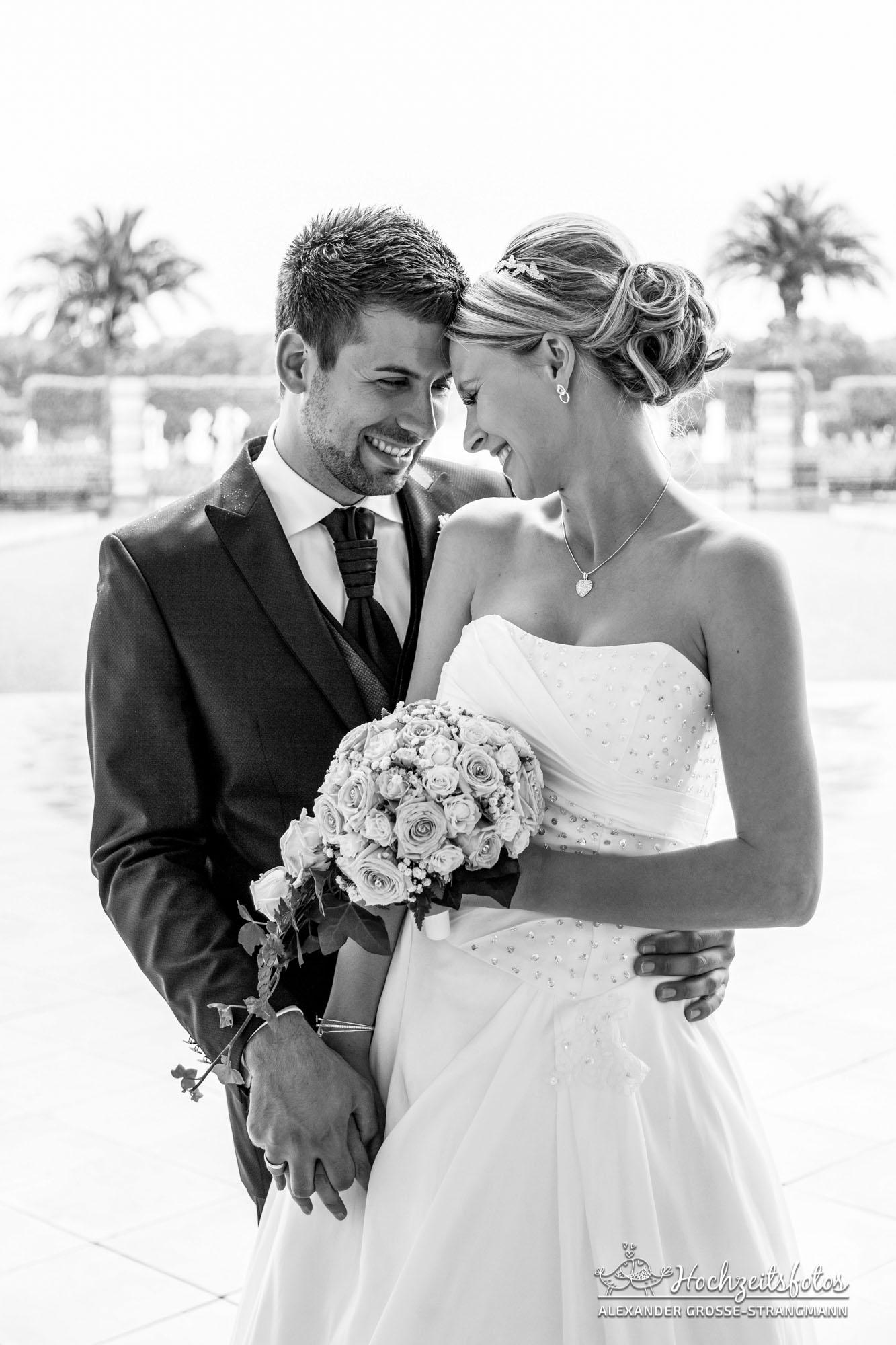 Hochzeitsreportage Hannover Hochzeitsfotograf Herrenhaueser Gaerten Grosser Garten 14