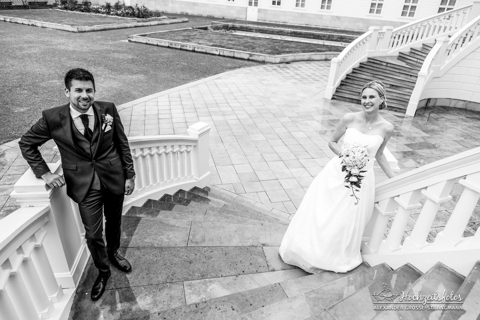Hochzeitsreportage Hannover Hochzeitsfotograf Herrenhaueser Gaerten Grosser Garten 28