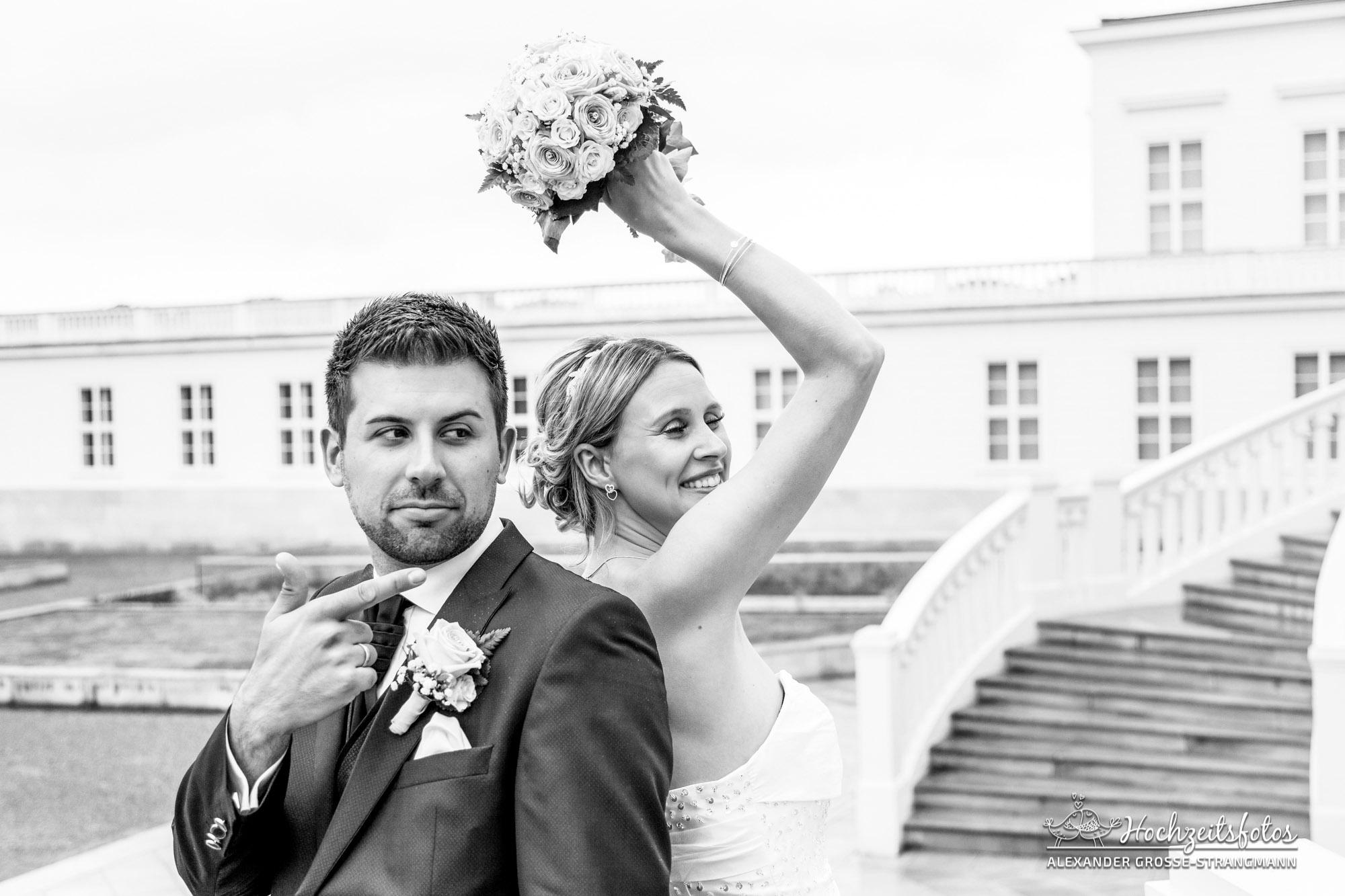 Hochzeitsreportage Hannover Hochzeitsfotograf Herrenhaueser Gaerten Grosser Garten 30