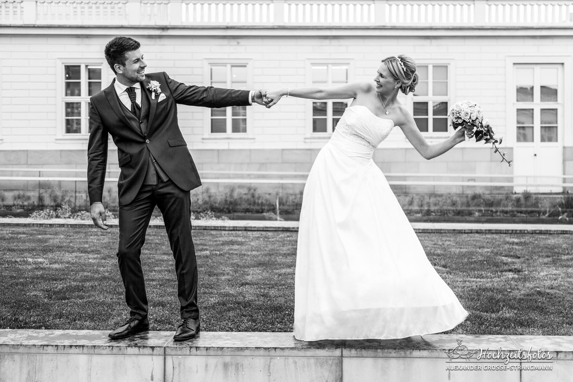Hochzeitsreportage Hannover Hochzeitsfotograf Herrenhaueser Gaerten Grosser Garten 38