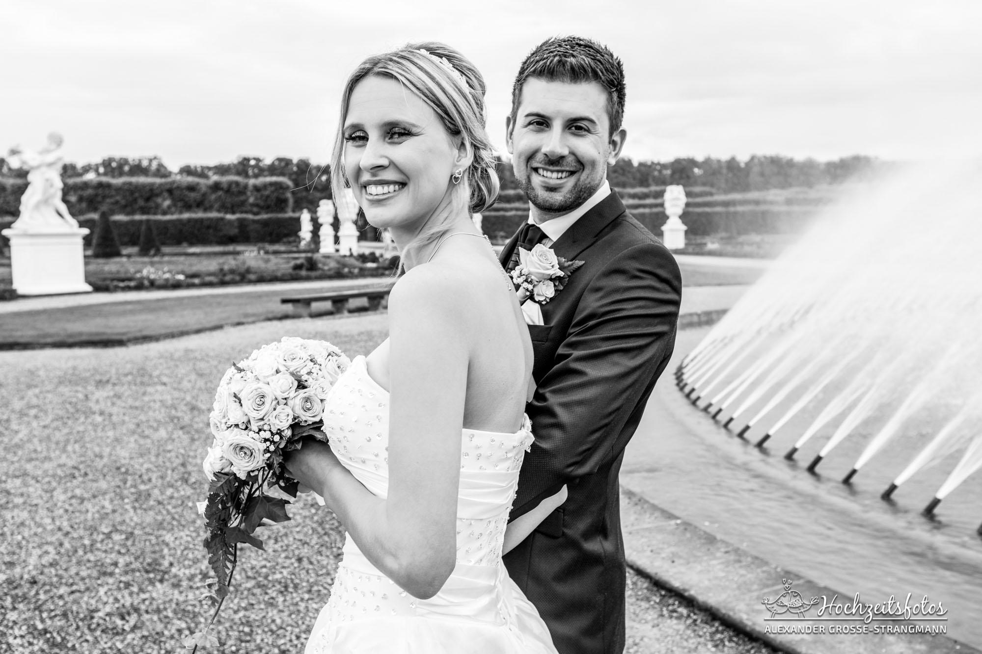 Hochzeitsreportage Hannover Hochzeitsfotograf Herrenhaueser Gaerten Grosser Garten 8