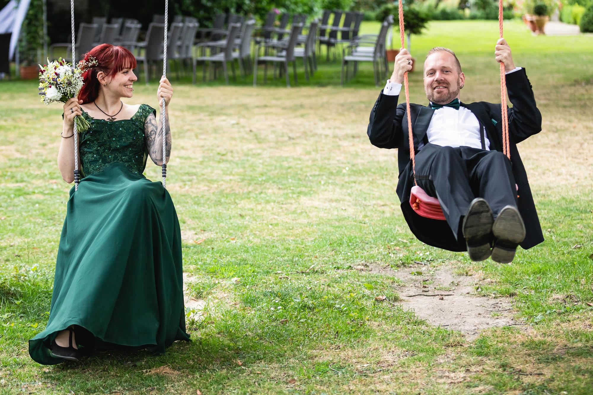 Rittergut in Gestorf Hochzeitsfotos