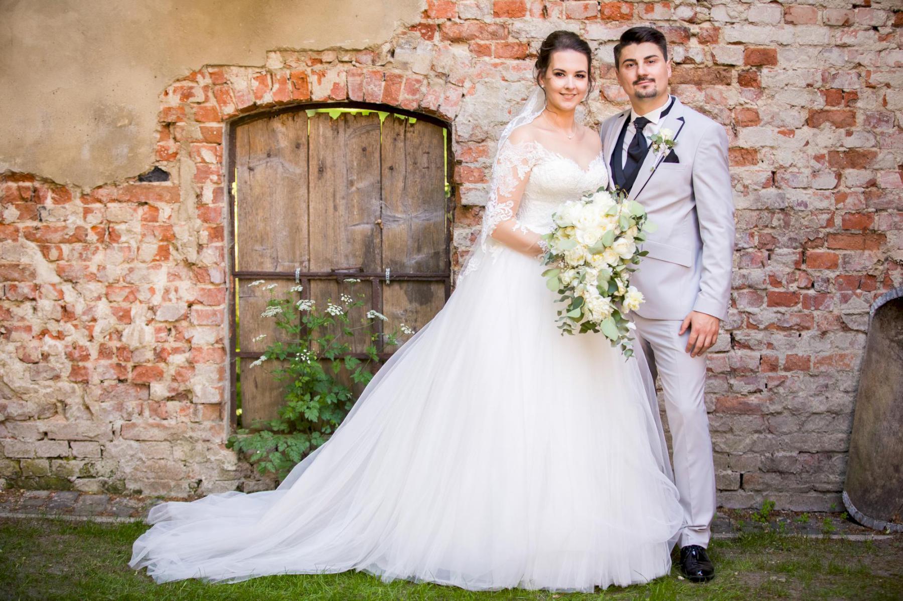 Hochzeitsfotos von K und S