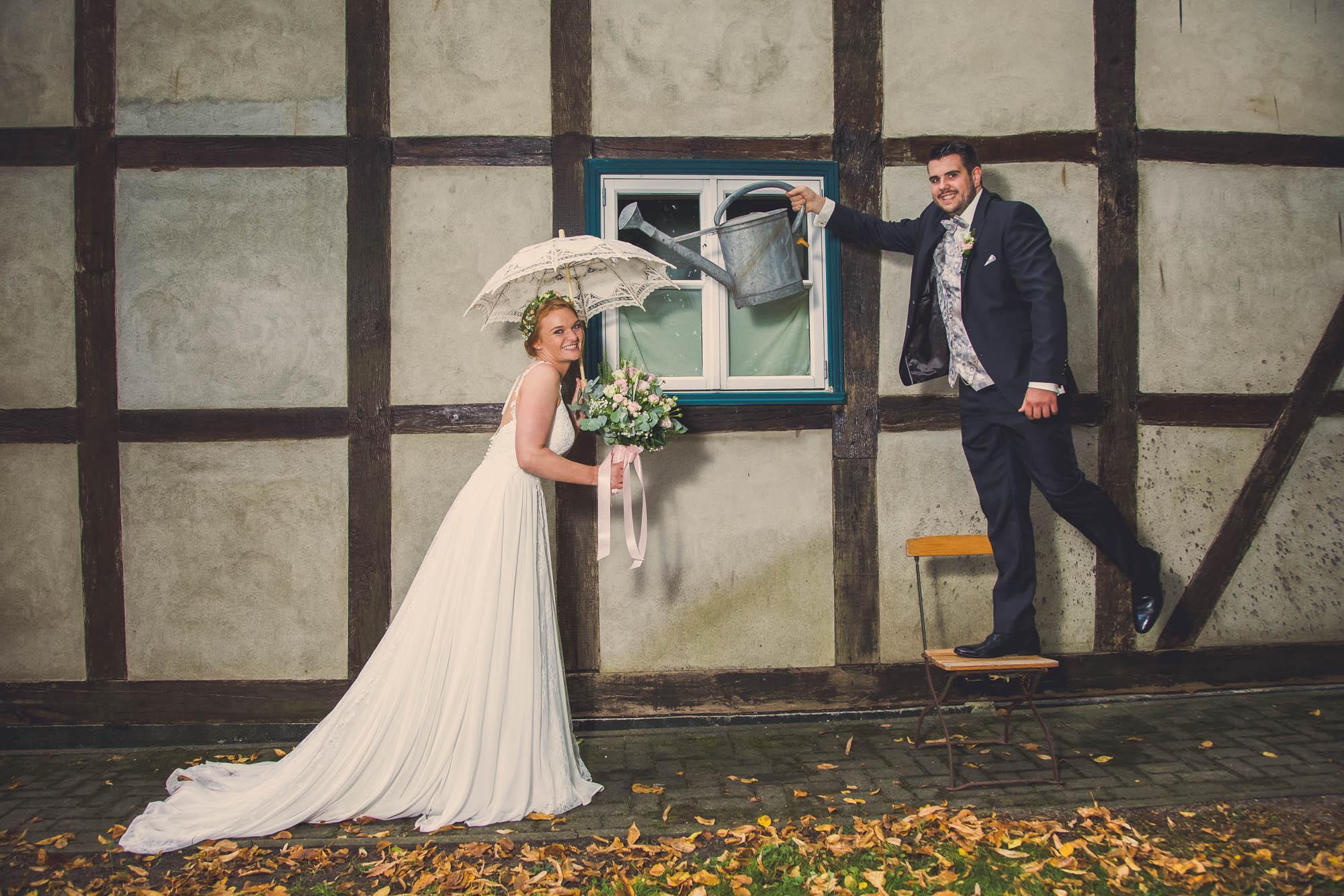 Hochzeitsfotos Hannover Oldtimer