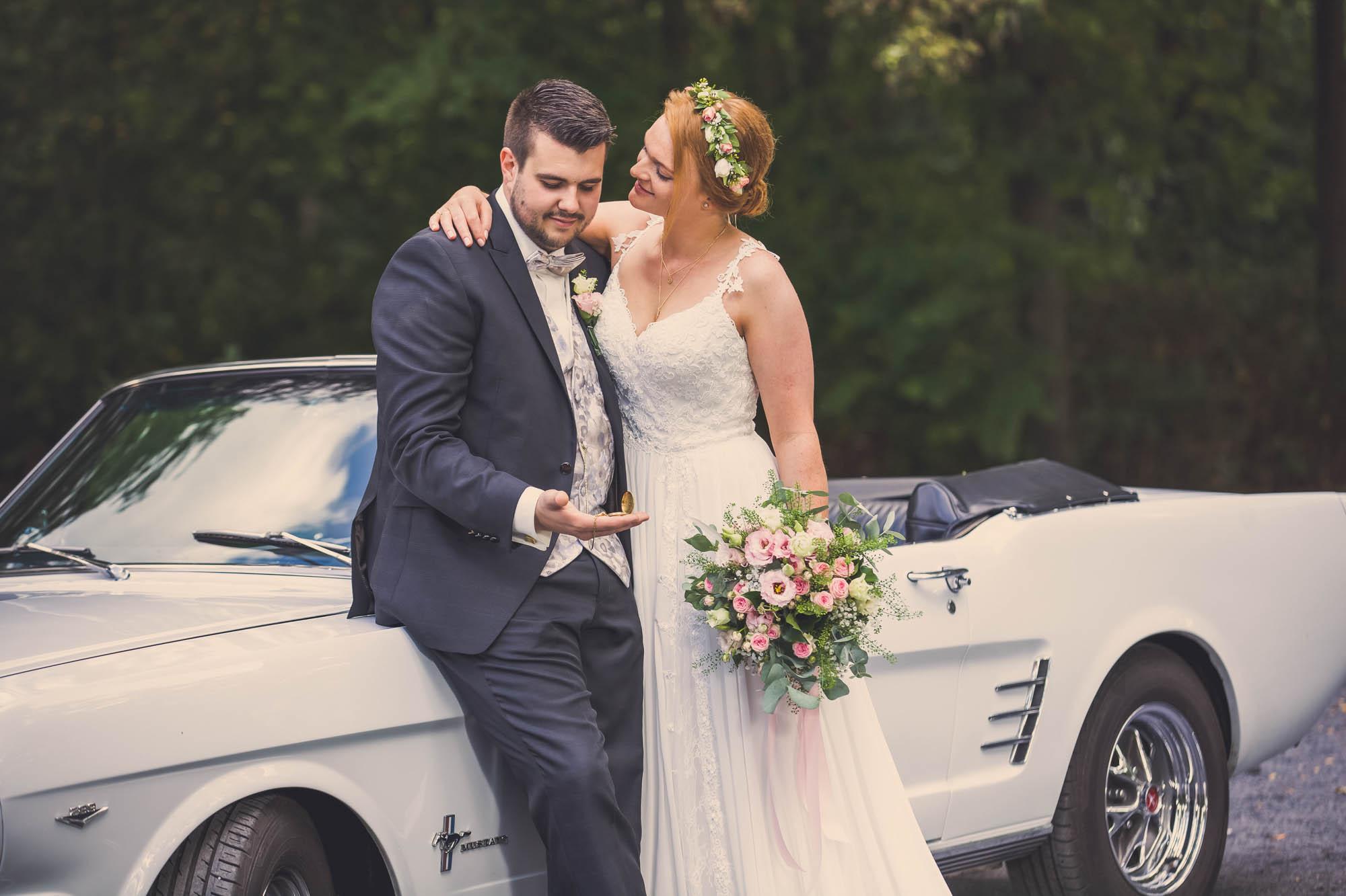 Hochzeitsfotos von S & T