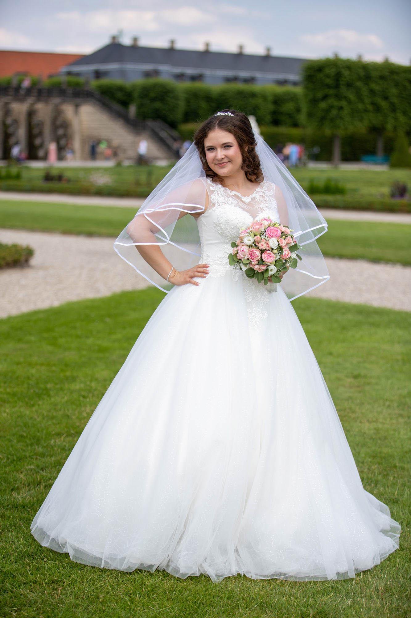 Hochzeitsfotos im Park in Hannover 7