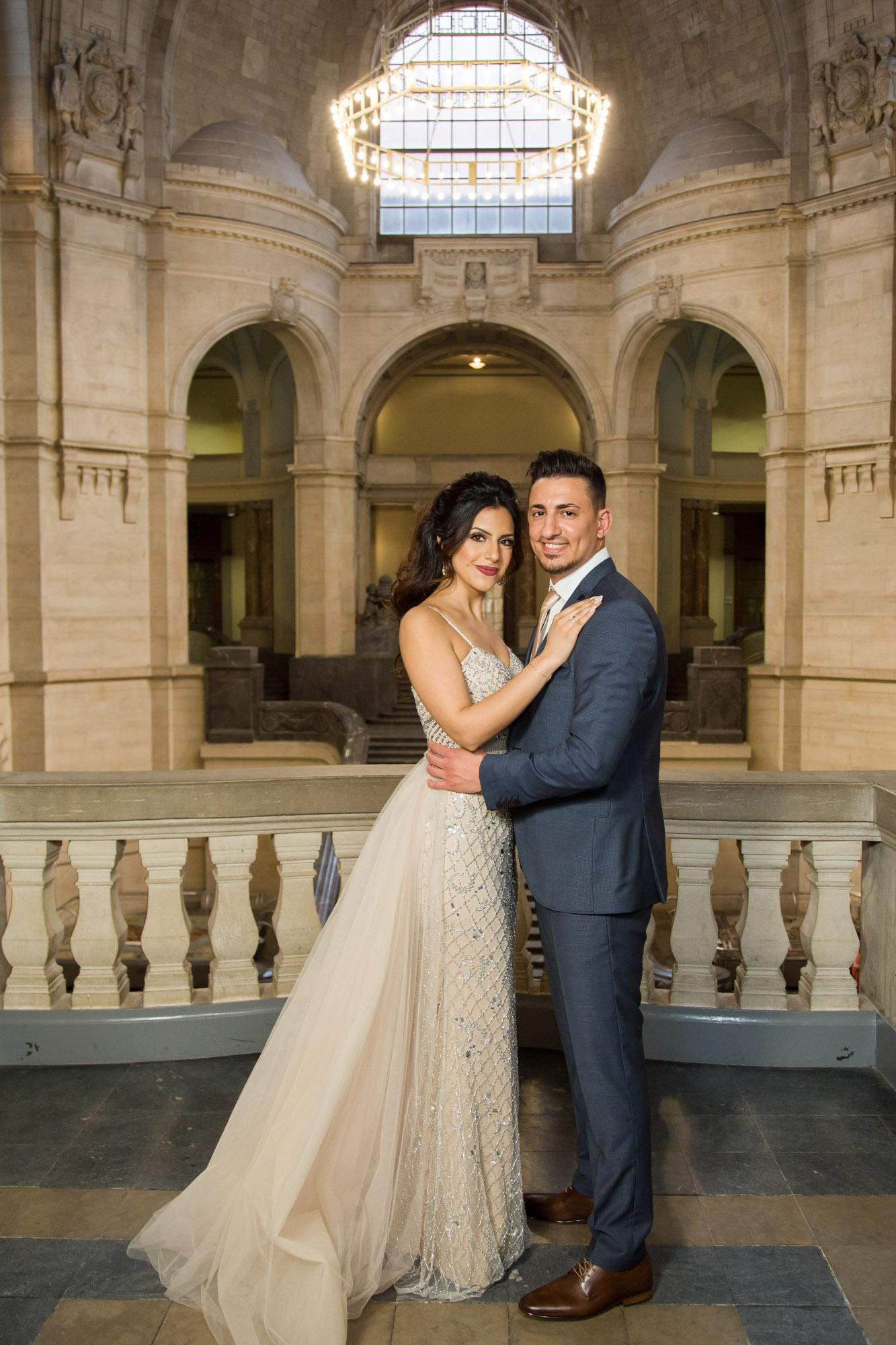 Hochzeitsfotograf Rathaus Hannover