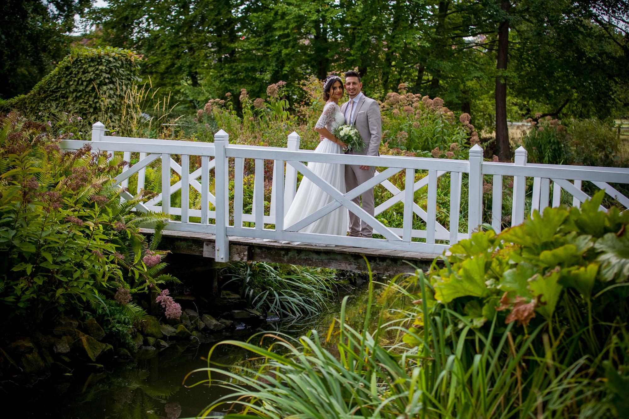Hochzeitsfotos Schloss Hammerstein